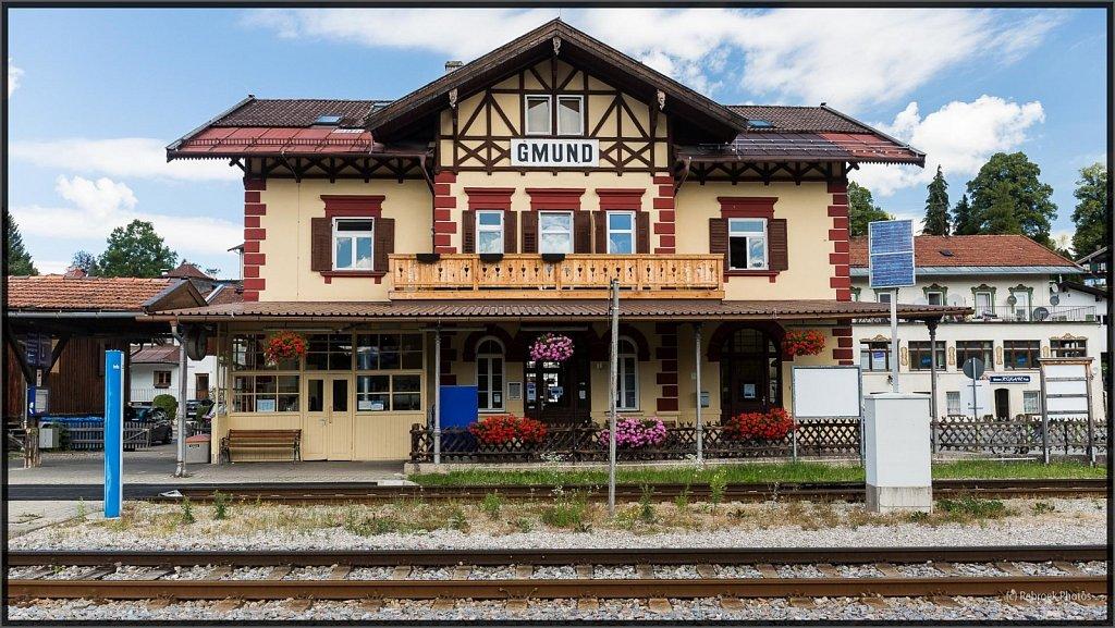 Etappe 1 Gmund - Wiessee