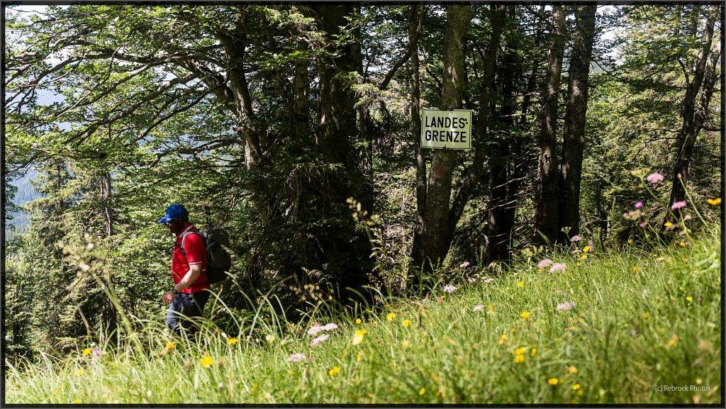 Etappe 2 Wildbad Kreuth - Achenkirch