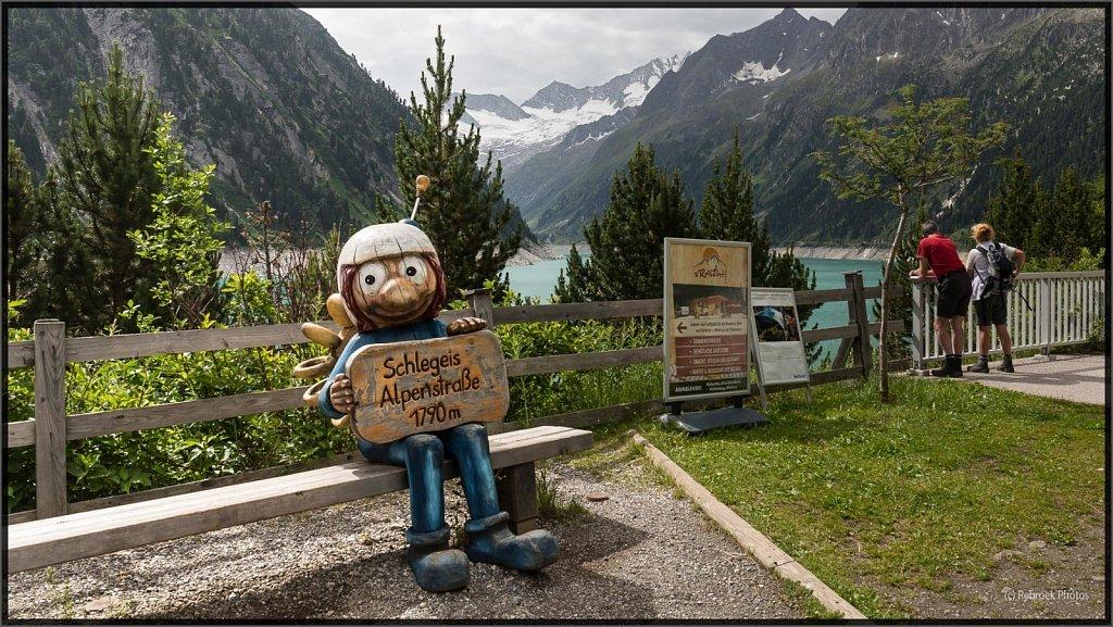 Etappe 6 (Mayrhofen) - Schlegeis Speicher - St. Jakob
